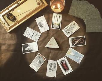 Adventure . Tarot Reading