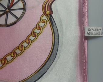 Scarf 100% silk women's