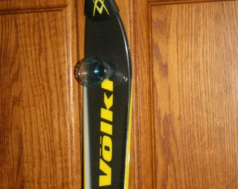 4 Person Shotski Shot Ski Shot-Ski Drinking  VINTAGE  VOLKL ski 160 cm