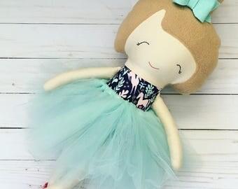 Keylita Ballerina Doll