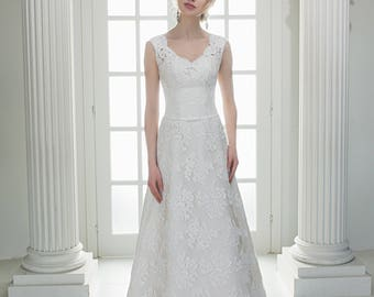 Wedding dress wedding dress bridal gown VALERIE