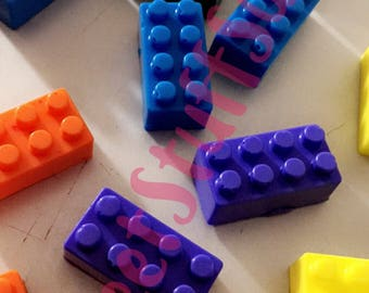 Colorful block soap pieces    Handcrafted soap