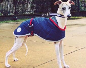 Whippet or Italian Greyhound Coat - Sports Range
