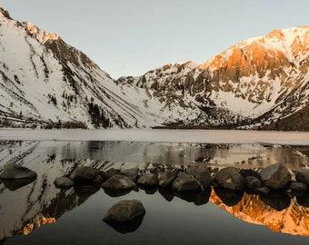 Mammoth Lakes, California Photography, Nature Photography, Wall Art Photography, Landscape Photography, Fine Art Print