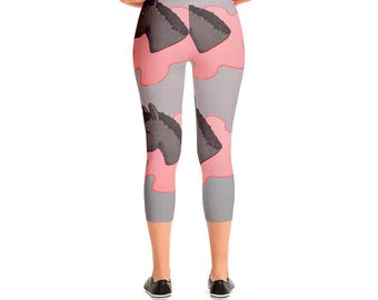 Eileen Apparel Horse woman printed leggings, leggings pants