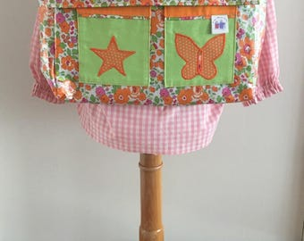 Kids Briefcase liberty cotton coated