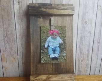 Picture Frame, Wall Decor, Wood Frame