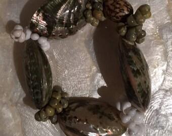 Hawaiian Shell Bracelets