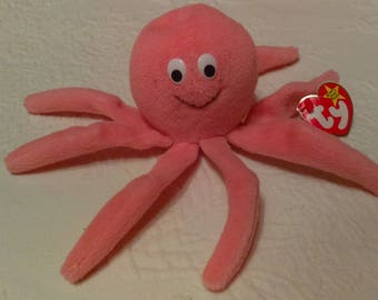 Ty Inky the Octopus Beanie Baby