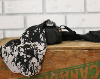 Splatter Pint -Camera Strap