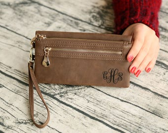 Clutch,Monogram Clutch,monogram wallet,gifts for women,gifts for mom,wallet,womens wallet,personalized clutch,personalized purse,womens gift