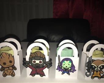 Kawaii Guardian of the Galaxy  - Small Favor Bags