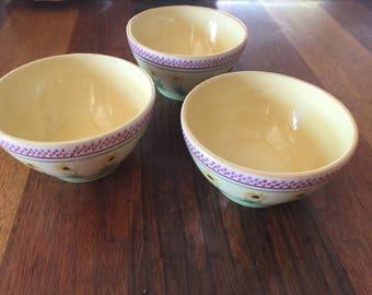 Pfaltzgraff Pistoulet Cereal Bowls - 3