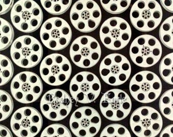 Film Reels Art Instant Digital Photo Download