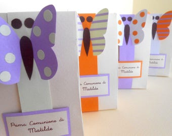 Communion or Baptism favors-Butterflies
