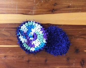 Crochet Pot Scrubbies