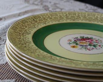 Johnson Brothers Pareek Dinner Plates (6)
