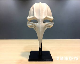 Plague Mask from 12 monkeys series