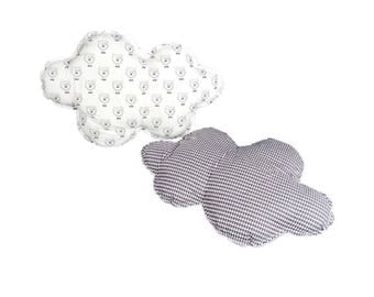 Cloud pillow-4 different patterns