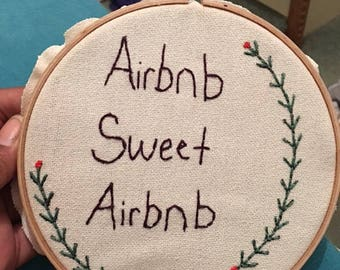 Airbnb Sweet Airbnb