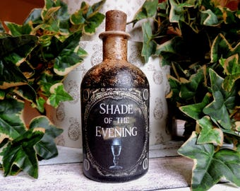 Game of Thrones. Shade of the Evening. Game Of Thrones Gift. Game of Thrones Prop. Potion Bottle. Gothic Bottle. Bottle. Steampunk Bottle.