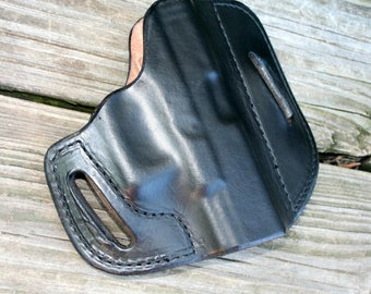 Pancake Smith and Wesson K Frame Holster