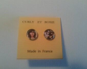 Penelope earrings set