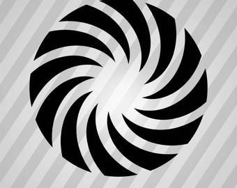 Shutter Silhouette - Svg Dxf Eps Silhouette Rld Rdworks Pdf Png Ai Files Digital Cut Vector File Svg File Cricut Laser Cut