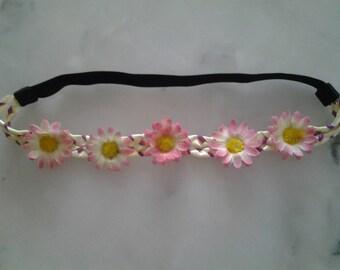 headband for flowers for wedding ceremony