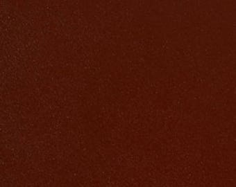 leather, sheep, dyed Burgundy to m2 for club Chair or other
