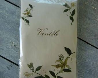 Vanilla scented sachet