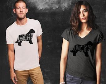 Newfoundland Dog | Newfoundland Shirt | Newfoundland Gifts | Graphic Tee | Graphic Tshirts | Custom T-shirts | Oregon Tee Company