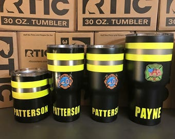 Firefighter Turnout Cups
