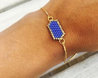 """Gold Beads Bracelet model """"LUISA"""""""