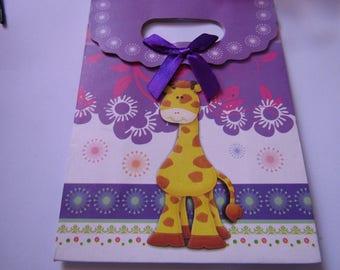 gift box cardboard 16cmx12.5cm various models