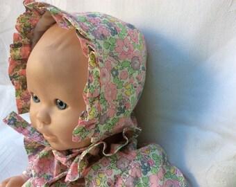 crush liberty betsy Ann pink doll 30 cm