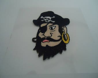 patch Thermo - application - PIRATE face