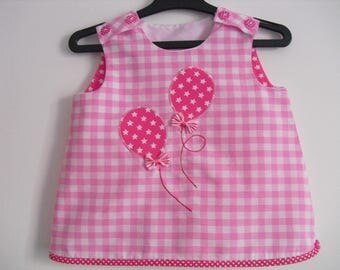 Tank top, pinafore, size 24 months