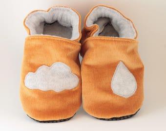 Slippers soft boy girl child baby * custom *.