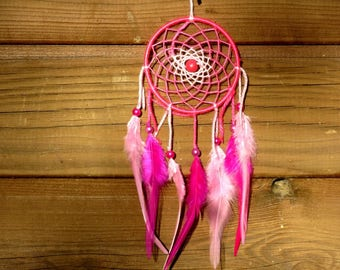 Catch dreams Fuschia and Rose / real 30 cm