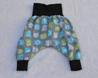Little monsters baby harem pants