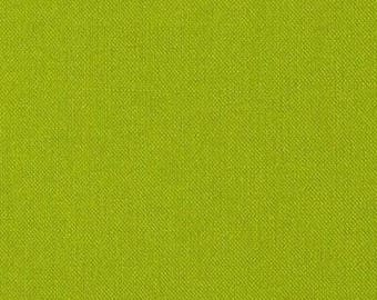 Apple green cotton patchwork fabric