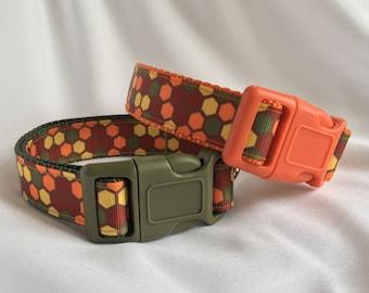 "AutumnHex 1"" dog collar"
