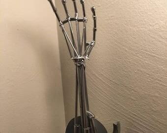 Terminator Hand/Arm T-1000 Robot sculpture Skynet
