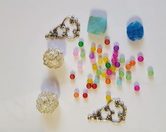 destash mix beads