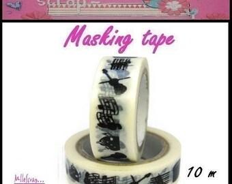 10 m masking tape deco sticker embellishment scrapbooking 50 *.