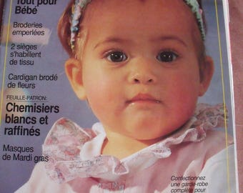 hand made, step by step Magazine March 1992
