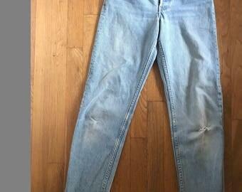 Vintage Levi's 501