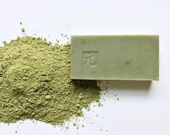 Green Tea soap 綠茶保濕皂