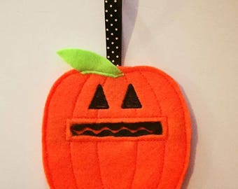 Halloween treat pouch